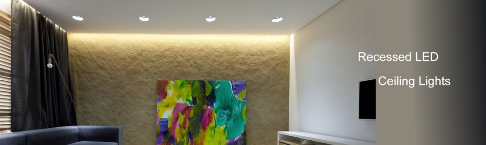 recessed cans with LED replacement bulbs