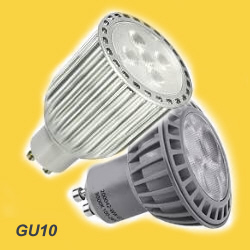 GU10 replacement lamps