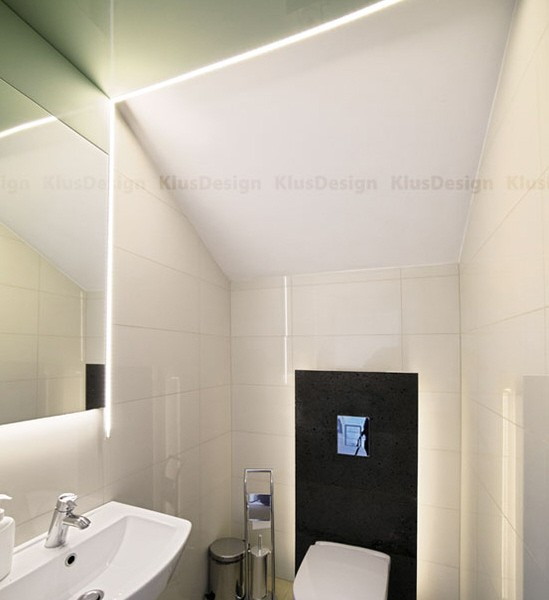 bathroom lighting with LED strips
