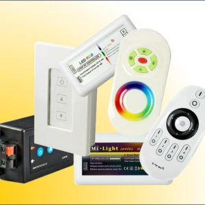 LED Dimmers & Controllers