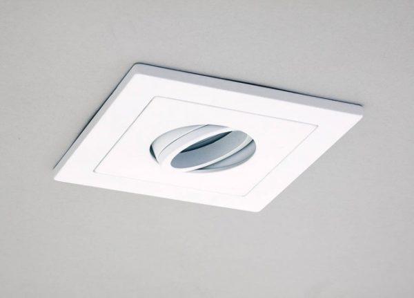 diecast gimbal trim for LED bulbs