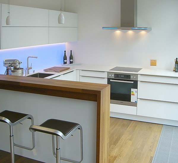dimmable LED lighting for kitchens