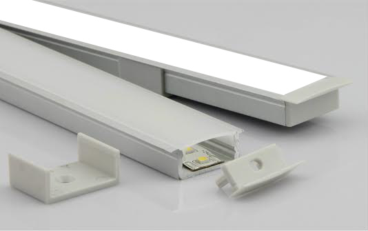 Led Linear Lighting Fixture Fino Creative Led Designs