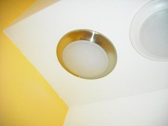 flush mount LED overhead lighting