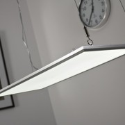 cable suspended LED panel