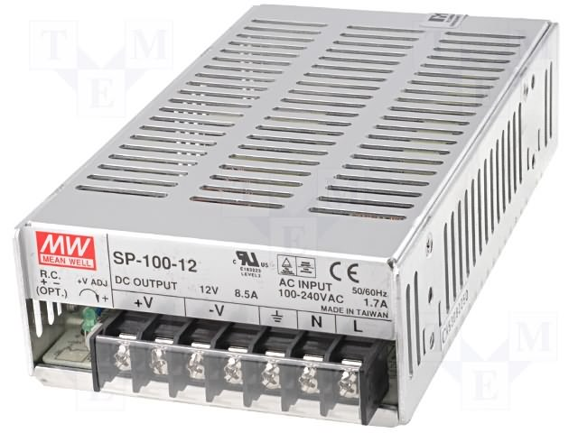 100W non dimmable LED driver