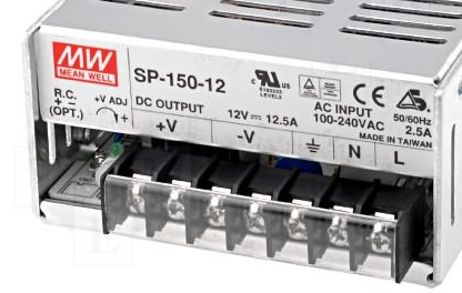 150W non dimmable LED driver