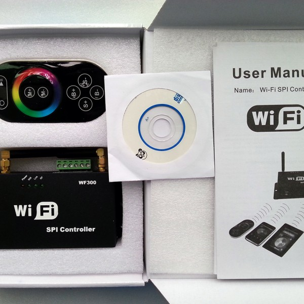LED Wifi that works with your phone