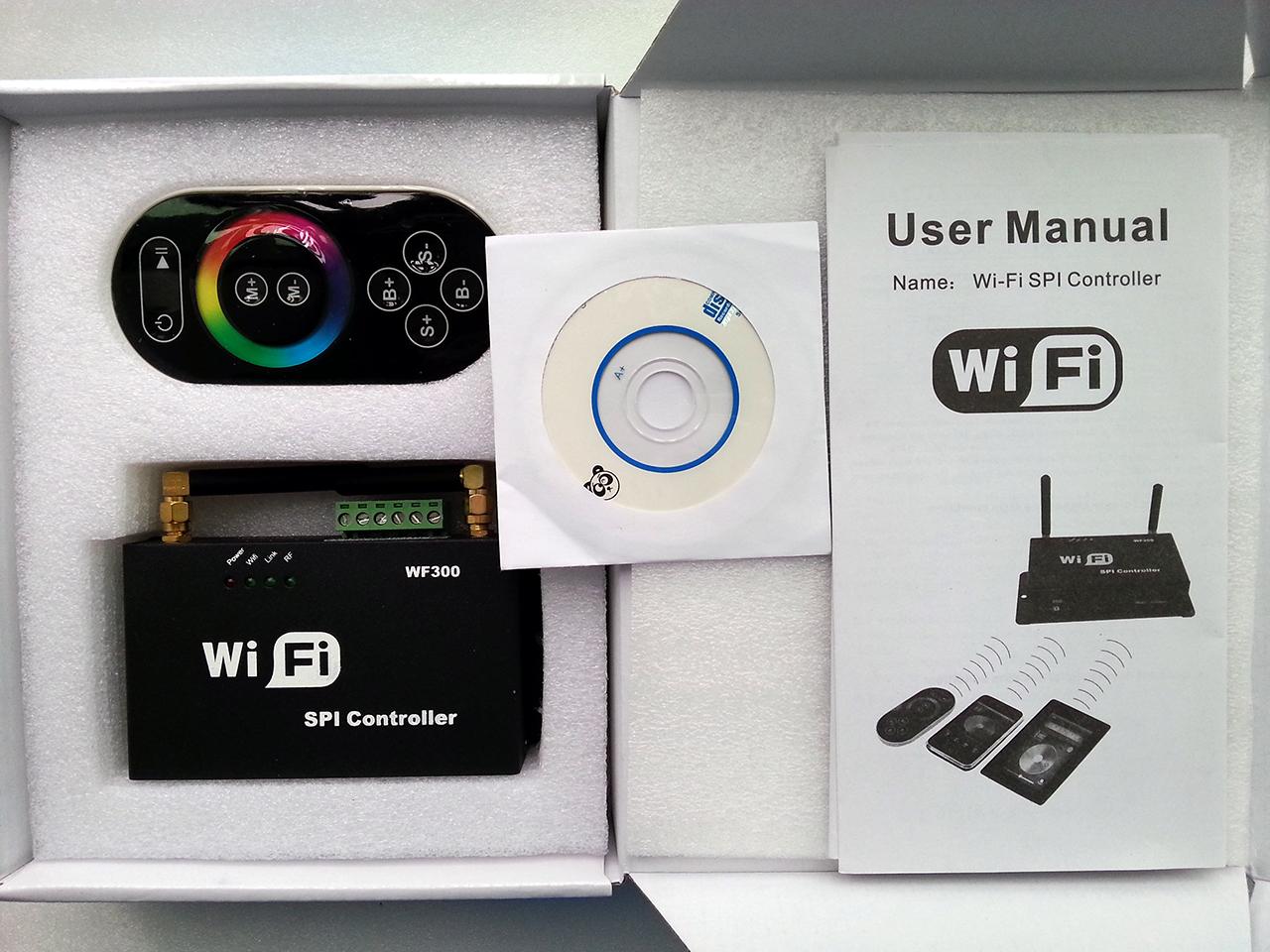 Led Wifi Controller Creative Led Designs
