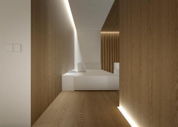led light fixture fino