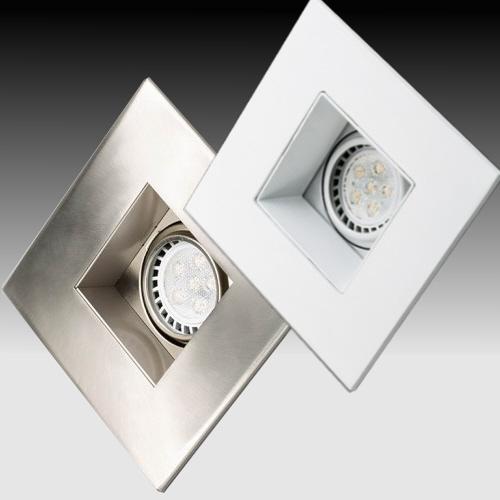 LED gimbal trims and bulbs