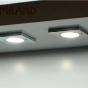 ultra thin LED puck light