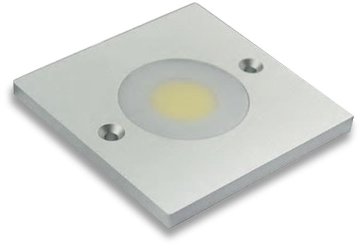 cool white led puck light