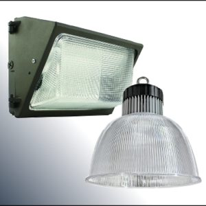 LED Wall Packs and High Bays