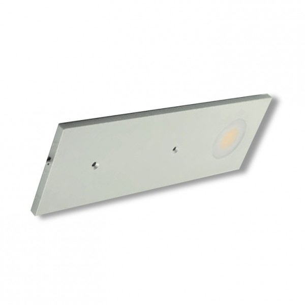 super slim rectangular LED puck light