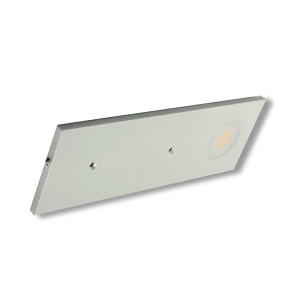 super slim rectangular LED puck light